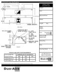 W -FDH Series - Front Face Make-up Air Canopy - Duo-Aire - Page 4