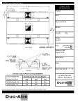 W -FDH Series - Front Face Make-up Air Canopy - Duo-Aire - Page 6