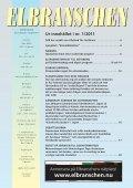 det senaste numret som PDF - Elbranschen - Page 5