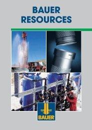 Die BAUER Resources Gruppe… - ESAU & HUEBER GmbH