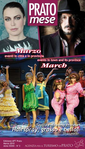 Marzo March - APT Prato