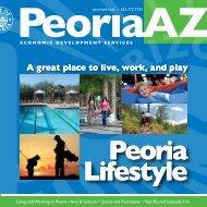 quality of life - Peoria Economic Development Group