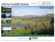 Property Brochure - Pearson Realty