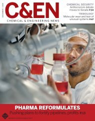 Chemical & Engineering News Digital Edition ... - IMM@BUCT