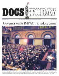 Governor wants IMPACT to reduce crime - New York State ...