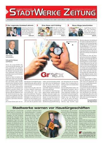 Gmax Gmax Gmax - Stadtwerke Finsterwalde