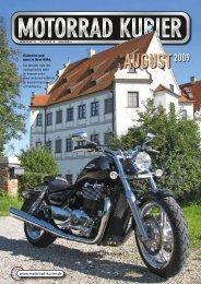 AUGUST2009 - Motorrad-Kurier