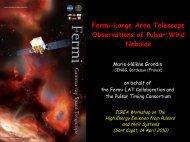 Fermi Large Area Telescope Observations of Pulsar Wind Nebulae