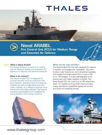 Naval ARABEL