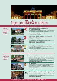 Tagen und Berlinerleben - Berlin Treptow-Köpenick