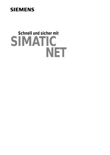 Schnell und sicher mit SIMATIC NET - CERN
