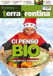 lo speciale della rivista Terra Trentina - Sistema d'informazione ...