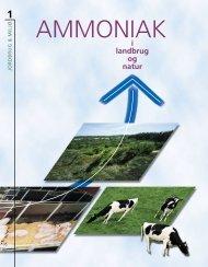 AMMONIAK i landbrug og natur - Danmarks Miljøundersøgelser