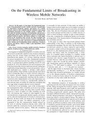 Paper (.pdf) - Istituto di Informatica e Telematica - Cnr
