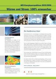 Energieperspektiven - Agentur für Erneuerbare Energie und ...