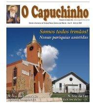 Abril de 2008 - Paróquia Nossa Senhora das Mercês