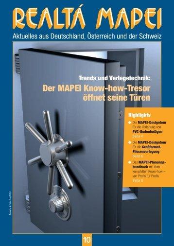 MAPEI-Schulungszentrum Kleinwallstadt