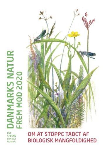 Danmarks natur frem mod 2020 - Center for Macroecology ...