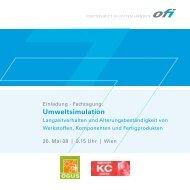 Umweltsimulation - Chemie.at