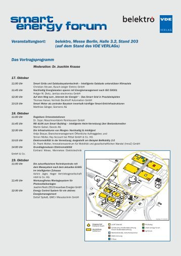 Smart Energy Forum - InnoZ