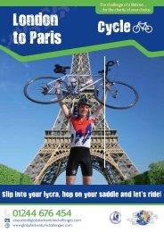 London to Paris Brochure - QEF