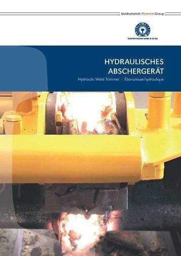 Produkte + Service - Elektro Thermit GmbH & Co KG