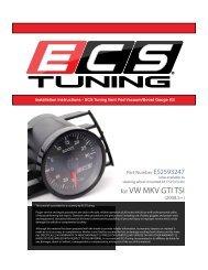 for VW MKV GTI TSI