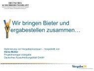 Kommunale Vergabeprozesse in NRW - Oev-symposium.de