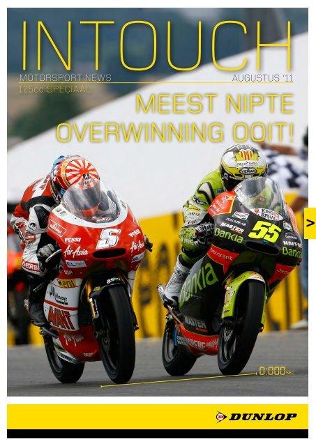 MEEST NIPTE OVERWINNING OOIT! - Dunlop Motorsport