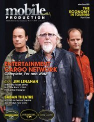 volume 2 issue 6 2009 - Mobile Production Pro