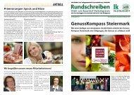 GenussKompass Steiermark - Gutes vom Bauernhof
