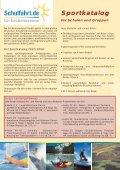 Action, Spaß und Spiel – Sportwochen & Skireisen - Die Schulfahrt - Page 2