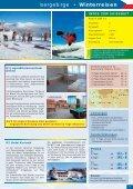 Action, Spaß und Spiel – Sportwochen & Skireisen - Die Schulfahrt - Page 7