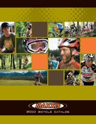 2010 bicycle catalog