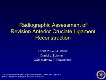 Lloyd W. Taylor, M.D. - California Orthopaedic Association