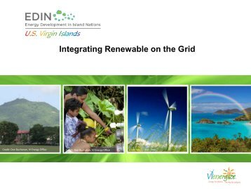 Integrating renewables on the grid