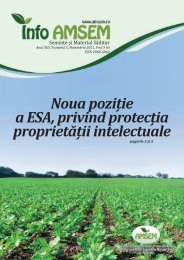 Revista Info-AMSEM Nr. 5 / 2011