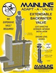 Brochure on Adapt-a-Valve