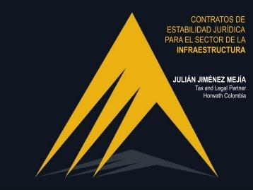 julian jimenez - horwath colombia