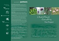 project brochure (PDF, 1.6 Mb) - Natura 2000