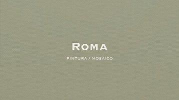 Roma: Pintura /Mosaico - Leonel Cunha