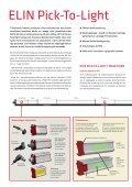 ELIN Pick-To-Light - Binar Elektronik - Page 2