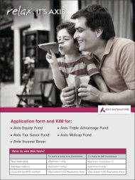COMMON APPLICATION FORM EQUITY.pdf - Anjali Investment ...