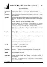 Blodmel (Gyllebo Plantebeskyttelse)