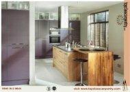 Studio Aubergine kitchen brochure - Top Class Carpentry