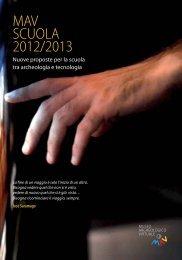 Brochure pdf per le nuove offerte scuola - Provincia di Napoli