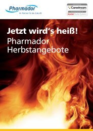 Pharmador Herbstangebote - Pharmador.at