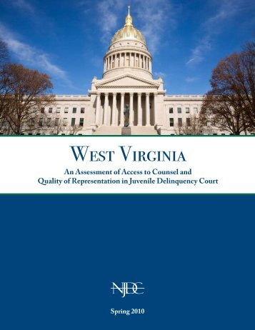 West Virginia - National Juvenile Defender Center