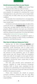 Foreclosure, you can avoid it - Page 6