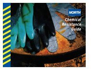 Chemical Resistance Guide - North Safety Products